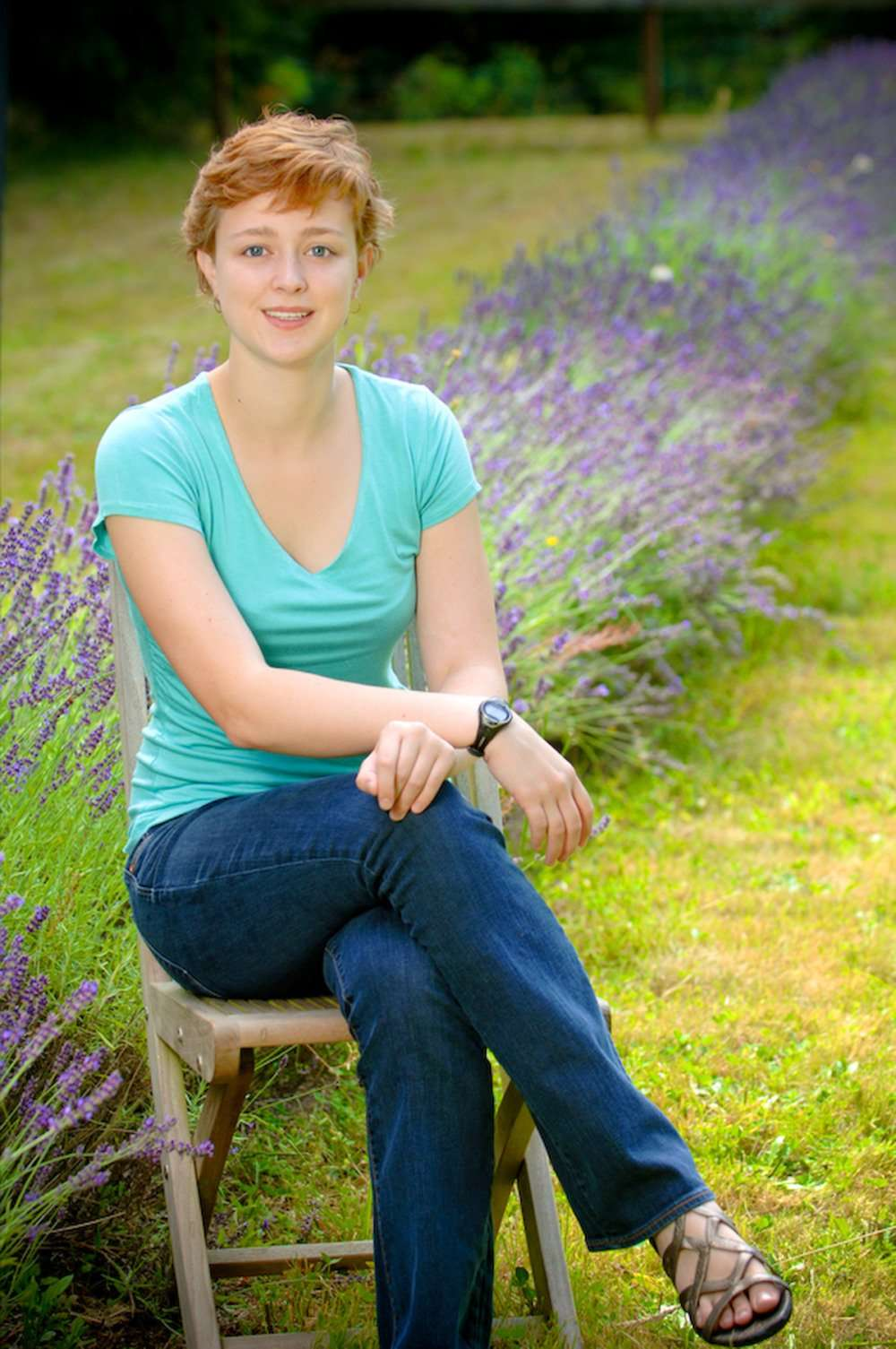 Senior Portraits Nick Felkey Bainbridge Island